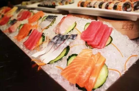 希尔顿逸林酒店 餐厅 日式料理.jpg