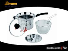 JJhome厨具 酒店厨房用品 浮士德真妙味 高档多用锅