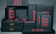五星级酒店客房定制用品 黑色皮具用品一站式采购