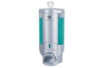 单头手动皂液器(银色) CD-1016B 200ml 酒店客房卫浴配套