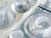 精美陶瓷碗盘 骨瓷  非凡系列 JJHOME酒店用品1号店
