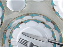 骨瓷  精美陶瓷碗盘 玛丽的花园系列 JJHOME酒店用品1号店