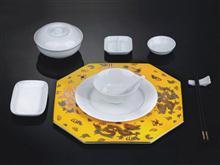骨瓷 精美陶瓷碗盘 高档餐具GC09-066A JJHOME酒店用品1号店