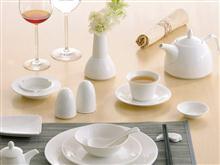 骨质陶瓷 细纹系列 餐具套装1  JJHOME酒店用品1号店