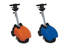 小型洗地车YM799  吸尘器 酒店清洁设备 JJHOME酒店用品1号店