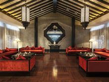 中式风格2黄山雨润涵月楼酒店