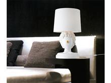 星级酒店用品 创意用品 抽象人体以及葡萄果实造型 陶瓷复合材质 酒店客房用品 创意灯