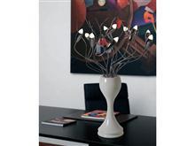星级酒店用品 创意用品 花瓶造型 植物造型 树脂材质 酒店客房用品 创意灯
