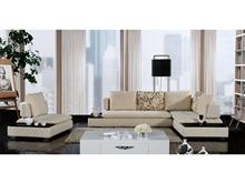 星级酒店用品 创意家具 现代风格 自带托盘 布艺沙发 实木框架 自由组合 酒店客房用品