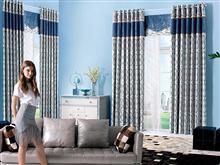 星级酒店窗帘设计 现代风格 定制 拼接窗帘 欧式花纹 酒店客房窗帘设计